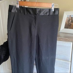 F21 black dress pants